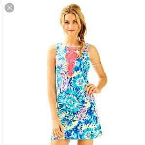 NEVER WORN Lilly Pulitzer shift dress
